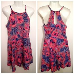 Mossimo Supply Co. floral skater dress